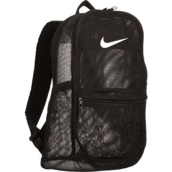 delicate colors discount collection famous designer brand NIKE BRASILIA 7 MESH BACKPACK / GYM BAG NWT
